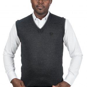 P1747-E19 Mens V-Neck Slipover Sweaters Design 19