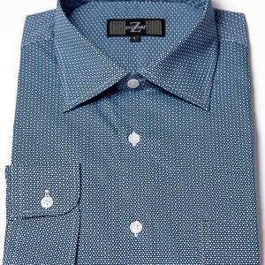 P1786-03 Zuccari Regular Fit 100% Fine Cotton Shirt
