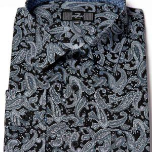 P1786-06 Zuccari Regular Fit 100% Fine Cotton Shirt