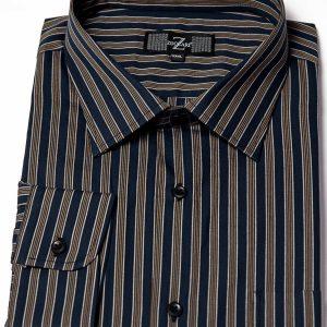 P1786-19 Zuccari Regular Fit 100% Fine Cotton Shirt