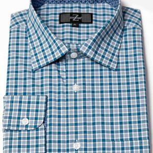 P1786-25 Zuccari Regular Fit 100% Fine Cotton Shirt