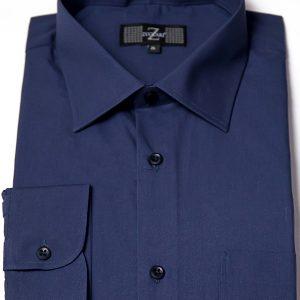 P1786-30 Zuccari Regular Fit 100% Fine Cotton Shirt